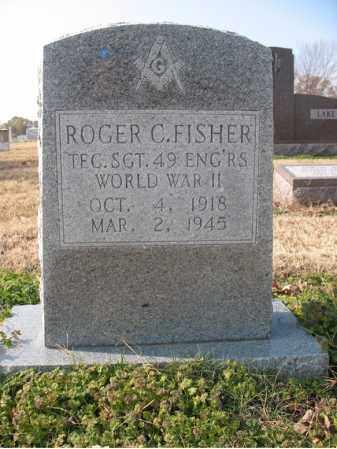 FISHER, ROGER CARLTON - Cross County, Arkansas | ROGER CARLTON FISHER - Arkansas Gravestone Photos