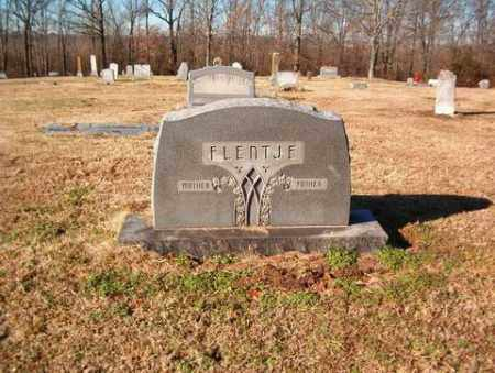 FLENTJE FAMILY STONE,  - Cross County, Arkansas |  FLENTJE FAMILY STONE - Arkansas Gravestone Photos