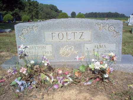 HALL FOLTZ, ALMA MAE - Cross County, Arkansas | ALMA MAE HALL FOLTZ - Arkansas Gravestone Photos