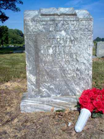 FOLTZ, SHERMAN - Cross County, Arkansas | SHERMAN FOLTZ - Arkansas Gravestone Photos