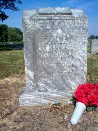 FOLTZ, SHERMAN - Cross County, Arkansas | SHERMAN FOLTZ - Arkansas Gravestone Photos
