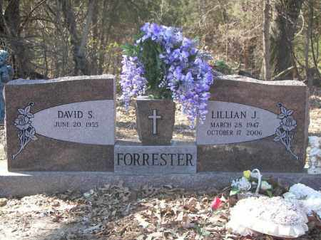 "FORRESTER, LILLIAN JOYCE ""LIL"" - Cross County, Arkansas 