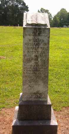 FOUNTAIN, WILLIAM - Cross County, Arkansas | WILLIAM FOUNTAIN - Arkansas Gravestone Photos
