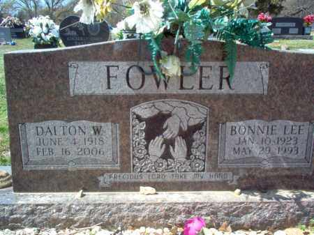 FOWLER, DALTON - Cross County, Arkansas | DALTON FOWLER - Arkansas Gravestone Photos
