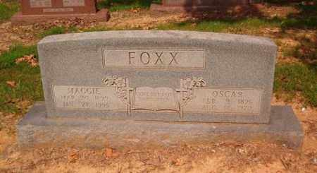 FOXX, OSCAR - Cross County, Arkansas | OSCAR FOXX - Arkansas Gravestone Photos