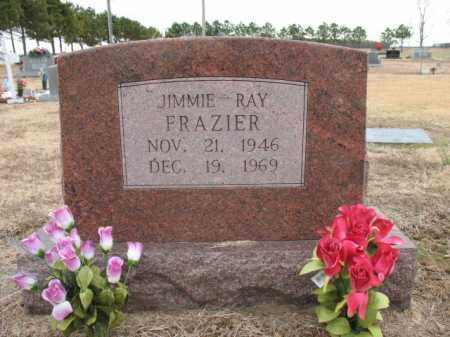 FRAZIER, JIMMIE RAY - Cross County, Arkansas | JIMMIE RAY FRAZIER - Arkansas Gravestone Photos