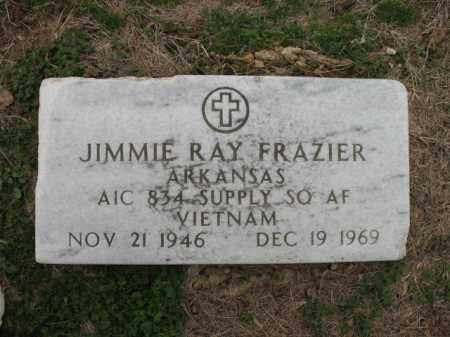FRAZIER (VETERAN VIET), JIMMIE RAY - Cross County, Arkansas | JIMMIE RAY FRAZIER (VETERAN VIET) - Arkansas Gravestone Photos
