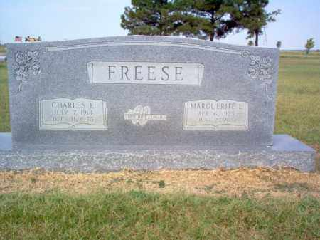 FREESE, MARGUERITE L - Cross County, Arkansas | MARGUERITE L FREESE - Arkansas Gravestone Photos