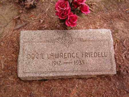 LAWRENCE FRIEDELL, DOVIE - Cross County, Arkansas | DOVIE LAWRENCE FRIEDELL - Arkansas Gravestone Photos