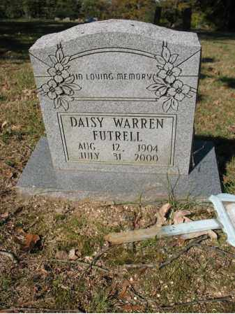 WARREN FUTRELL, DAISY - Cross County, Arkansas | DAISY WARREN FUTRELL - Arkansas Gravestone Photos