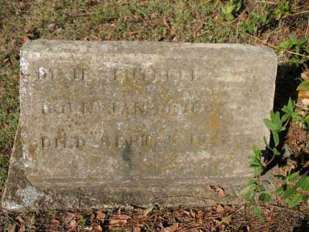 FUTRELL, DIXIE - Cross County, Arkansas | DIXIE FUTRELL - Arkansas Gravestone Photos