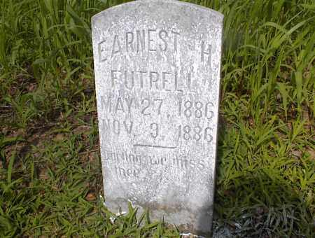 FUTRELL, EARNEST H - Cross County, Arkansas | EARNEST H FUTRELL - Arkansas Gravestone Photos