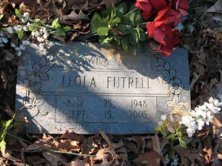 FUTRELL, LEOLA - Cross County, Arkansas | LEOLA FUTRELL - Arkansas Gravestone Photos