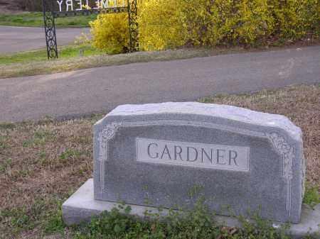 GARDNER, PLOT STONE - Cross County, Arkansas | PLOT STONE GARDNER - Arkansas Gravestone Photos