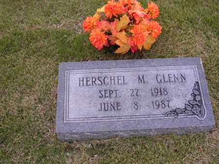 GLENN, HERSCHEL M - Cross County, Arkansas | HERSCHEL M GLENN - Arkansas Gravestone Photos
