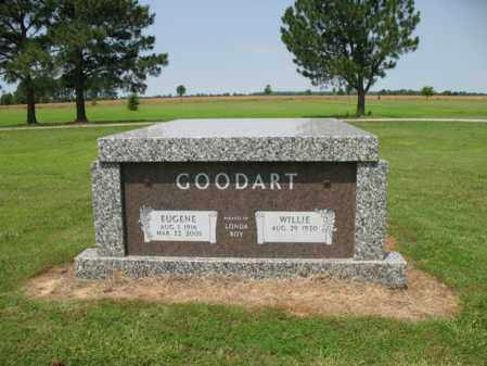 GOODART, EUGENE - Cross County, Arkansas | EUGENE GOODART - Arkansas Gravestone Photos