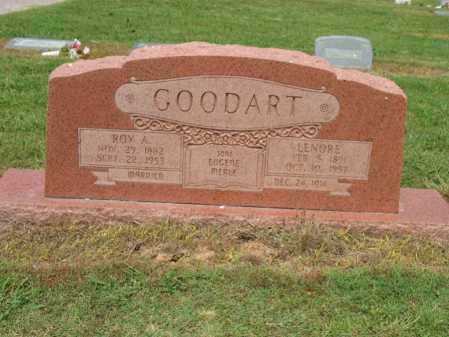 GOODART, LENORE - Cross County, Arkansas | LENORE GOODART - Arkansas Gravestone Photos
