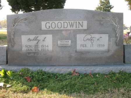 GOODWIN, BOBBY LEE - Cross County, Arkansas | BOBBY LEE GOODWIN - Arkansas Gravestone Photos