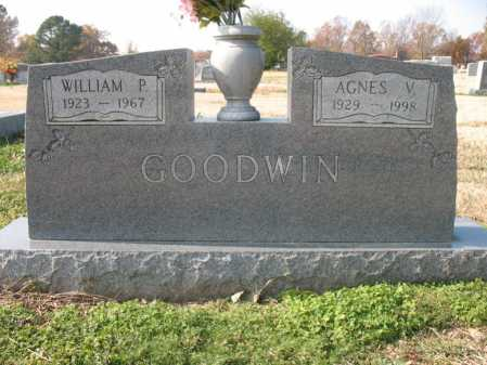 GOODWIN, WILLIAM PERRY - Cross County, Arkansas | WILLIAM PERRY GOODWIN - Arkansas Gravestone Photos