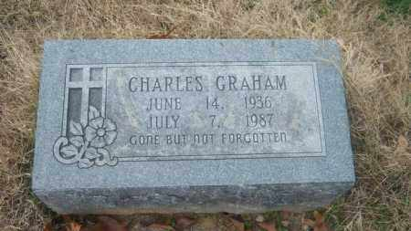 GRAHAM, CHARLES - Cross County, Arkansas | CHARLES GRAHAM - Arkansas Gravestone Photos