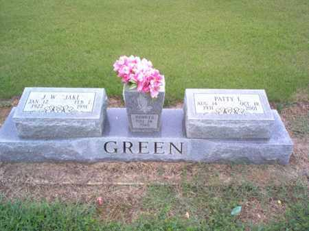 "GREEN, J W ""JAKE"" - Cross County, Arkansas 