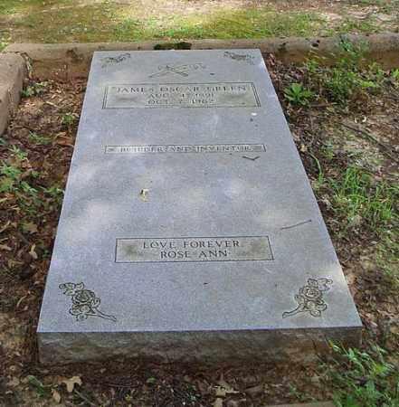 GREEN, JAMES OSCAR - Cross County, Arkansas   JAMES OSCAR GREEN - Arkansas Gravestone Photos