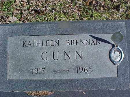 GREEN, KATHLEEN BRENAN - Cross County, Arkansas | KATHLEEN BRENAN GREEN - Arkansas Gravestone Photos