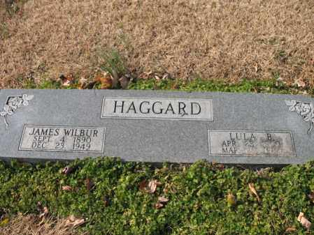 HAGGARD, LULA B - Cross County, Arkansas | LULA B HAGGARD - Arkansas Gravestone Photos