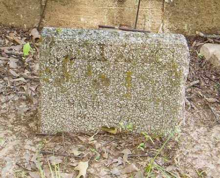 HAINK, HATTIE - Cross County, Arkansas | HATTIE HAINK - Arkansas Gravestone Photos