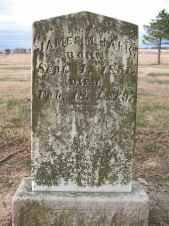 HALK, JAMES M - Cross County, Arkansas | JAMES M HALK - Arkansas Gravestone Photos