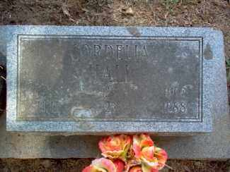 HALL, CORDELIA - Cross County, Arkansas | CORDELIA HALL - Arkansas Gravestone Photos