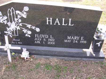 HALL, FLOYD L - Cross County, Arkansas | FLOYD L HALL - Arkansas Gravestone Photos