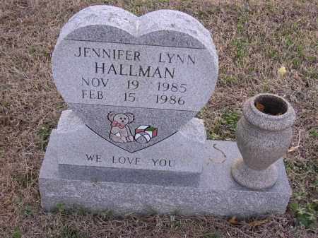 HALLMAN, JENNIFER LYNN - Cross County, Arkansas | JENNIFER LYNN HALLMAN - Arkansas Gravestone Photos