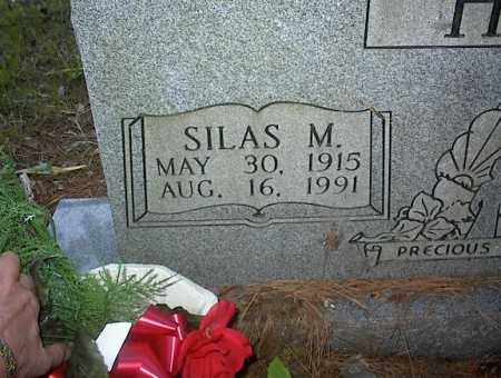 HAND, SILAS M - Cross County, Arkansas | SILAS M HAND - Arkansas Gravestone Photos