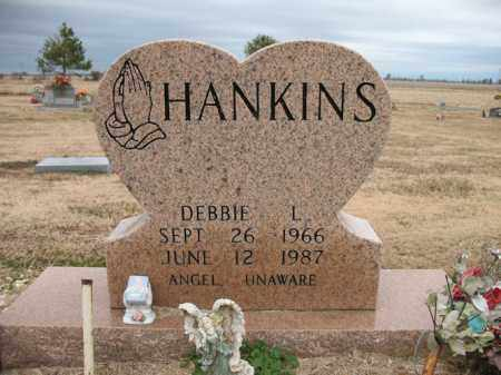 HANKINS, DEBBIE L - Cross County, Arkansas | DEBBIE L HANKINS - Arkansas Gravestone Photos