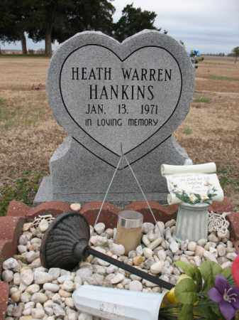 HANKINS, HEATH WARREN - Cross County, Arkansas | HEATH WARREN HANKINS - Arkansas Gravestone Photos