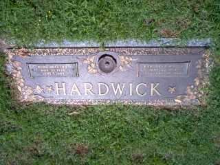 HARDWICK, HUGH BRAXTON - Cross County, Arkansas | HUGH BRAXTON HARDWICK - Arkansas Gravestone Photos