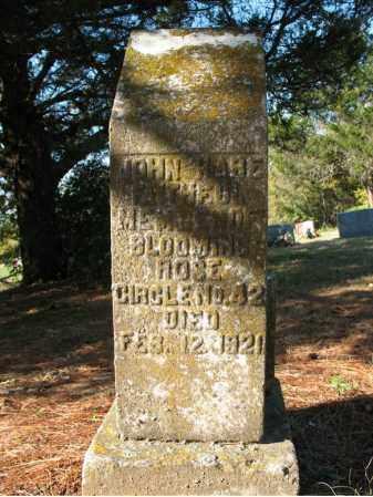 HARE, JOHN - Cross County, Arkansas   JOHN HARE - Arkansas Gravestone Photos