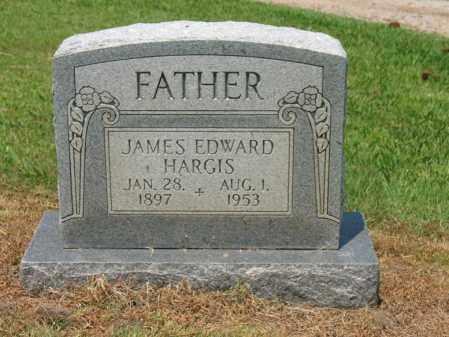 HARGIS, JAMES EDWARD - Cross County, Arkansas | JAMES EDWARD HARGIS - Arkansas Gravestone Photos
