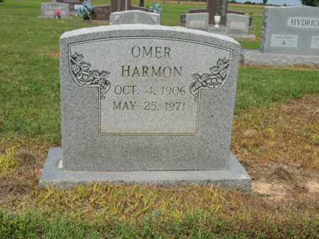 HARMON, OMER - Cross County, Arkansas | OMER HARMON - Arkansas Gravestone Photos
