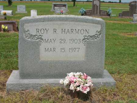 HARMON, ROY R - Cross County, Arkansas | ROY R HARMON - Arkansas Gravestone Photos