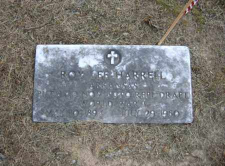 HARRELL (VETERAN WWI), ROY LEE - Cross County, Arkansas | ROY LEE HARRELL (VETERAN WWI) - Arkansas Gravestone Photos
