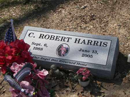 HARRIS, C ROBERT - Cross County, Arkansas | C ROBERT HARRIS - Arkansas Gravestone Photos
