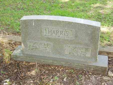 HARRIS, MOLINDA - Cross County, Arkansas | MOLINDA HARRIS - Arkansas Gravestone Photos