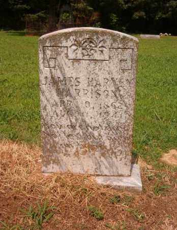 HARRISON, JAMES HARVEY - Cross County, Arkansas | JAMES HARVEY HARRISON - Arkansas Gravestone Photos