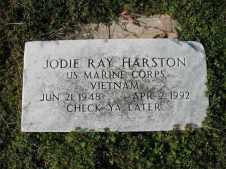 HARSTON (VETERAN VIET), JODIE RAY - Cross County, Arkansas | JODIE RAY HARSTON (VETERAN VIET) - Arkansas Gravestone Photos