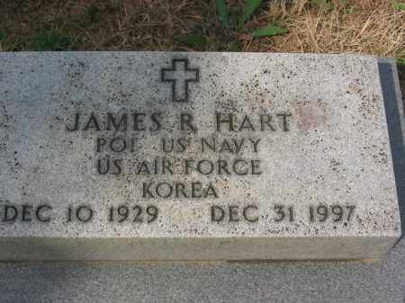 HART (VETERAN KOR), JAMES ROSS - Cross County, Arkansas | JAMES ROSS HART (VETERAN KOR) - Arkansas Gravestone Photos