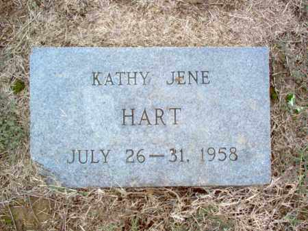 HART, KATHY JENE - Cross County, Arkansas | KATHY JENE HART - Arkansas Gravestone Photos