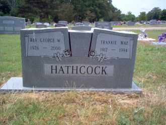 HATHCOCK, FRANKIE MAE - Cross County, Arkansas | FRANKIE MAE HATHCOCK - Arkansas Gravestone Photos