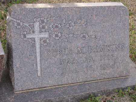 HAWKINS, SUSIE M - Cross County, Arkansas | SUSIE M HAWKINS - Arkansas Gravestone Photos